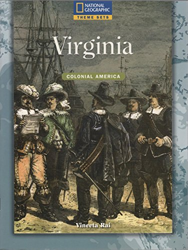 Theme Sets: Virginia: Learning, National Geographic; Shymansky, James A