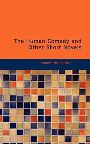 9781426409387: The Human Comedy and Other Short Novels