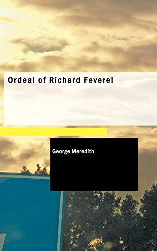 Ordeal of Richard Feverel: Meredith, George