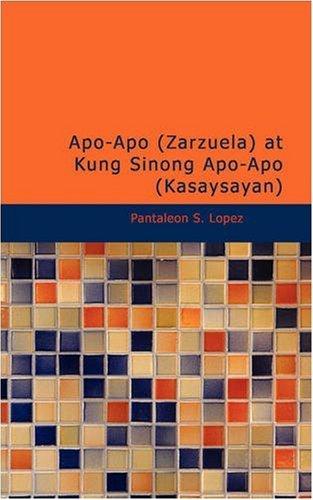 AP -AP (Zarzuela) at Kung Sinong AP: Pantalen S Lopez