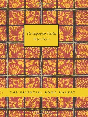 9781426429484: The Esperanto Teacher (Large Print Edition)