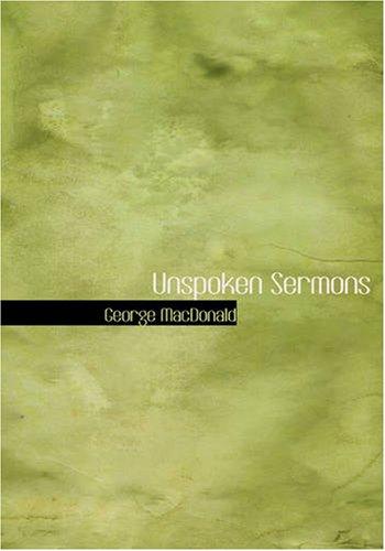 9781426434273: Unspoken Sermons: Series I, II, III