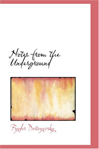 9781426439452: Notes from the Underground