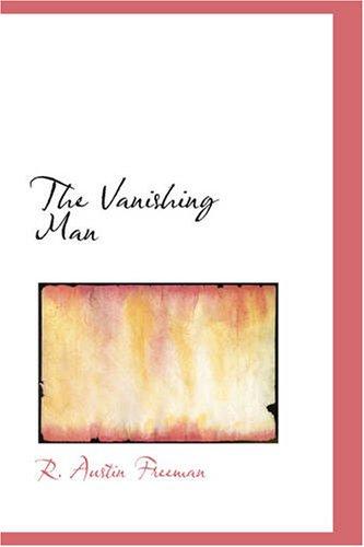 9781426441646: The Vanishing Man