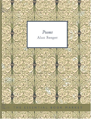 9781426443268: Poems by Alan Seeger