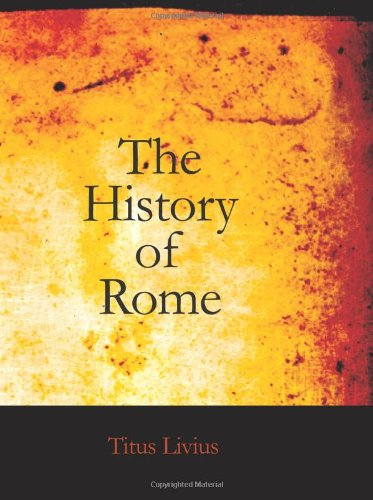 9781426444579: The History of Rome: Books 09 to 26