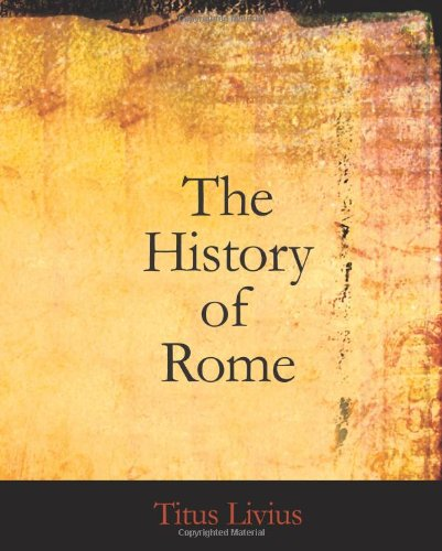 9781426445255: The History of Rome: Books 09 to 26