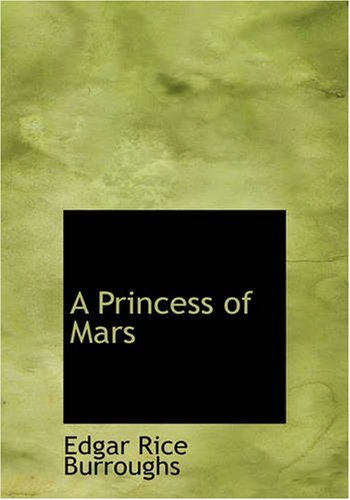 9781426448959: A Princess of Mars