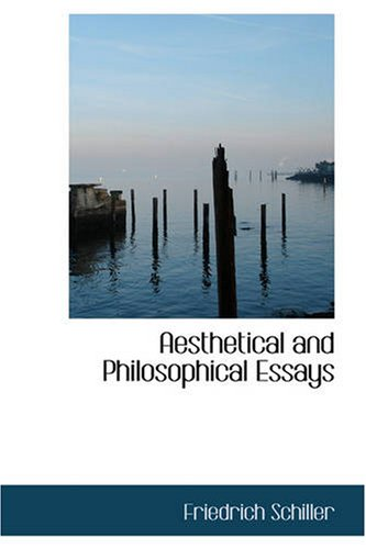 9781426450020: Aesthetical and Philosophical Essays