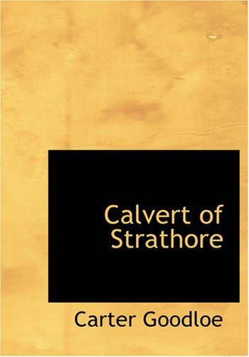 9781426456251: Calvert of Strathore