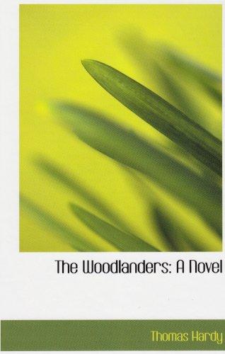 9781426472572: The Woodlanders: A Novel: A Novel (Large Print Edition)