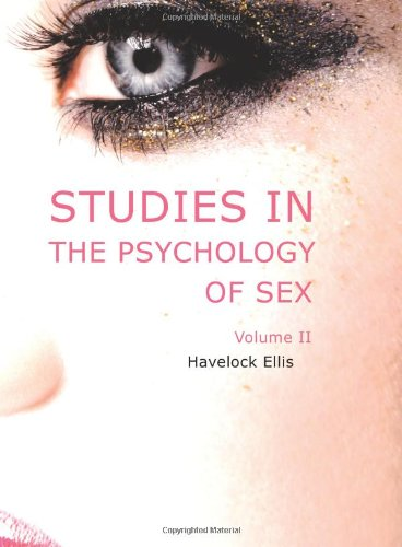 9781426472763: 2: Studies in the Psychology of Sex: Sexual Inversion