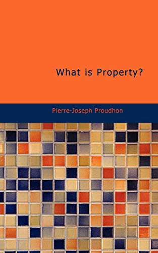 9781426474941: What is Property?