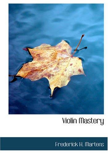 9781426487439: Violin Mastery