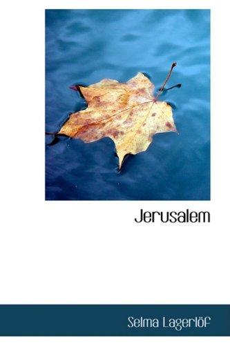 9781426489228: Jerusalem