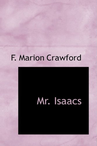 9781426492297: Mr. Isaacs: A Tale of Modern India