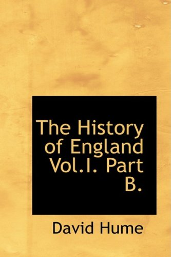 9781426496141: 1: The History of England Vol.I. Part B.: From Henry III. to Richard III.
