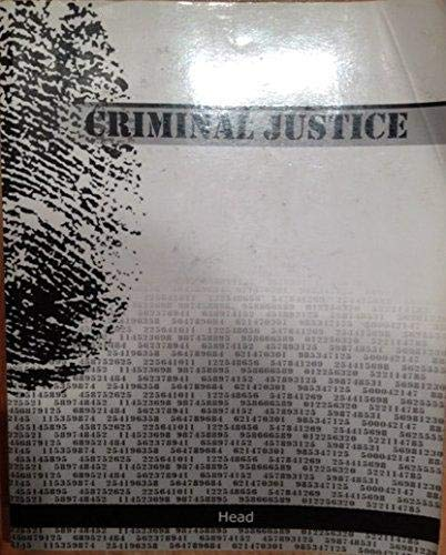 9781426626357: Criminal Justice