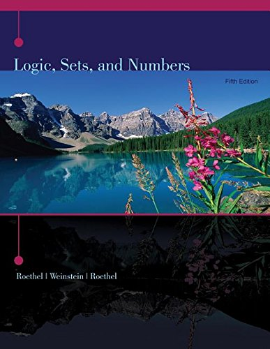 9781426628566: Logics, Sets, and Numbers