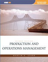 9781426630576: Production and Operations Management