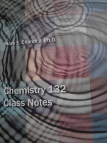 9781426630811: Chemistry 132 Class Notes