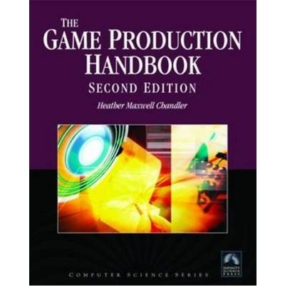 9781426630859: The Game Production Handbook
