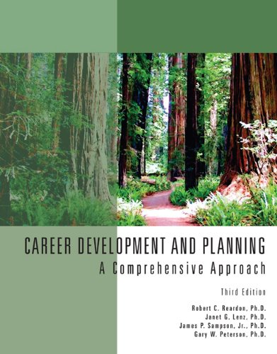 9781426631351: Career Development & Planning: A Comprehensive Approach