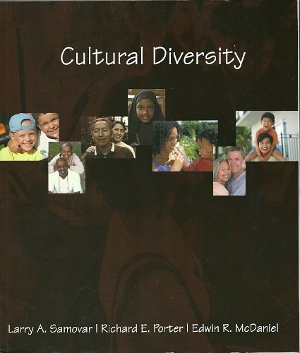 9781426634369: Acp Cultural Diversity, Samovar/Porter/McDaniel
