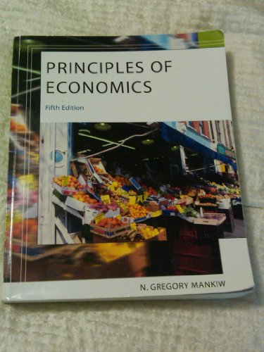 9781426634543: Principles of Economics Fifth Edition