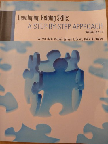 9781426635366: Developing Helping Skills: A Step-by-step Approach (Second Edition)