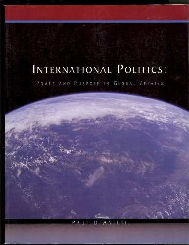 9781426635571: International Politics: Power and Purpose in Global Affairs