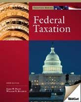 9781426639173: 2009 Federal Taxation (with H&R BLOCK At Home™ Tax Preparation Software)