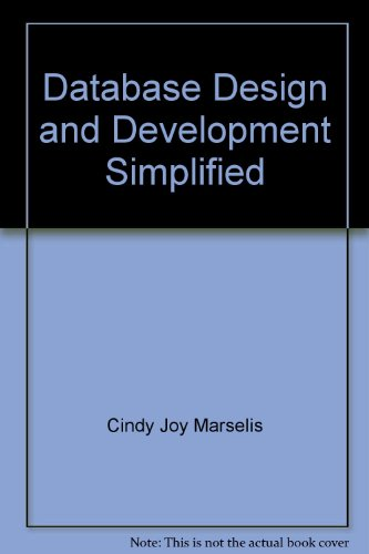 9781426647406: Database Design and Development Simplified