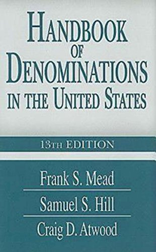 9781426700484: Handbook of Denominations in the United States 13th Edition