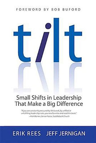 TILT: Small Shifts in Leadership that Make a Big Difference: Erik Rees