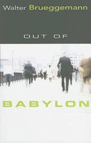 9781426710056: Out of Babylon