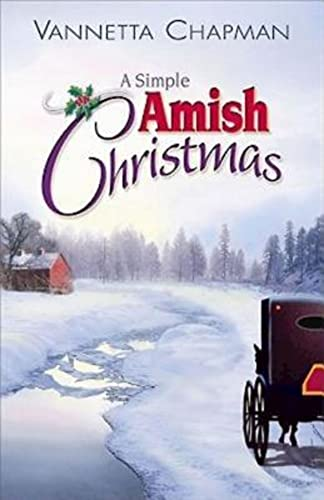 9781426710667: A Simple Amish Christmas