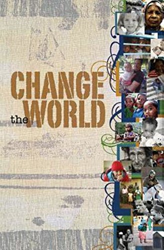 9781426711688: Change the World Bulletin, Regular Size (Package of 50)