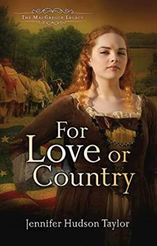 9781426733857: For Love or Country: The MacGregor Legacy - Book 2