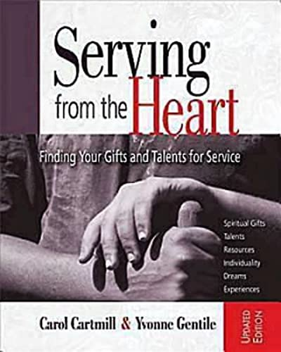 9781426735998: Serving from the Heart Revised Participant Workbook: Finding Your Gifts and Talents for Service