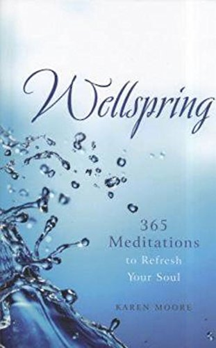 9781426742323: Wellspring: 365 Meditations to Refresh Your Soul
