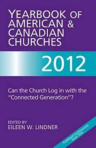 9781426746666: Yearbook of American & Canadian Churches 2012