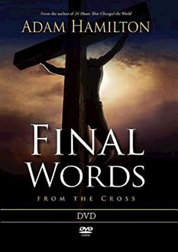 Final Words From the Cross DVD: Hamilton, Adam