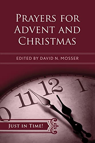 9781426748226: Just in Time! Prayers for Advent and Christmas