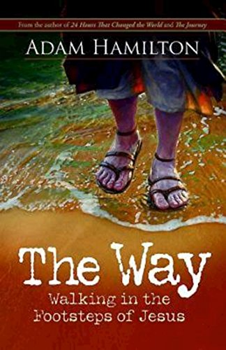 9781426752513: The Way: Walking in the Footsteps of Jesus