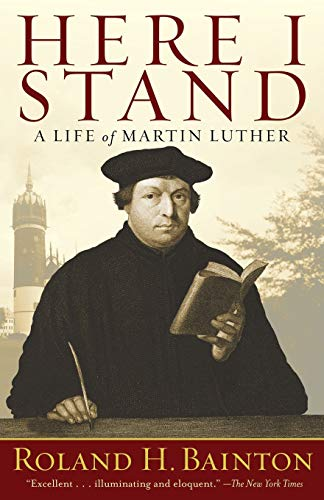 9781426754432: Here I Stand: A Life of Martin Luther
