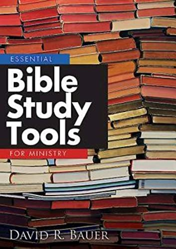 9781426755170: Essential Bible Study Tools for Ministry