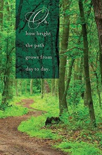 9781426755415: Oh How Bright the Path Hymn Bulletin (Pkg of 50)