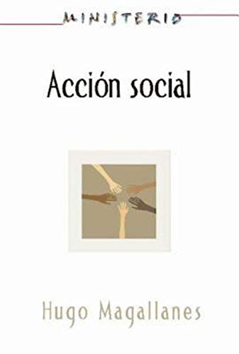 9781426758102: Accion Social: El Pueblo Cristiano Testifica del Amor de Dios AETH: Social Action (Ministerio series) Spanish AETH