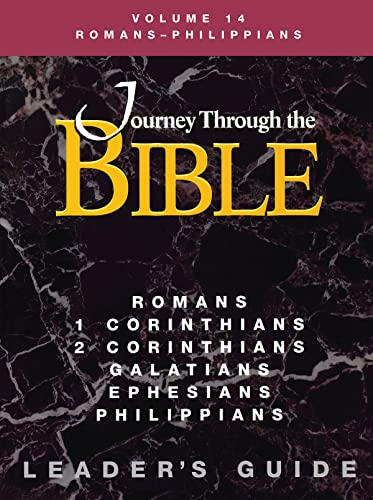 Jttb: Volume 14, Romans Through Philippians (Teacher): Furnish, Dorothy Jean